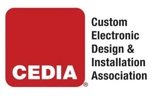 CEDIA. A Custom Electronic Design & Installation Association