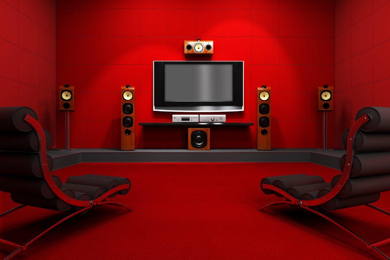 Cool home theatre ideas